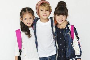 Diverse kids
