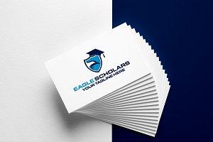 Eagle Scholars | Logo Template