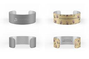 0.87 in Chromaluxe Cuff Bracelet
