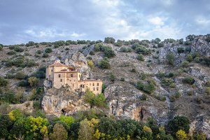 Hermitage of St. Saturio, Soria