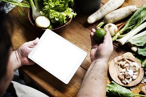 Organic Kitchen (PNG)