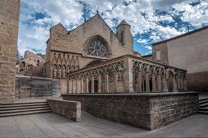 Church of Santa Maria La Real, Olite