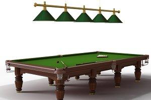 billiard regent