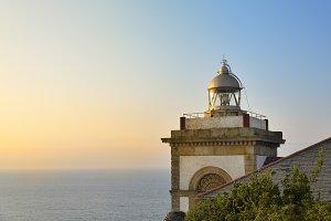 Lighthouse of Luarca
