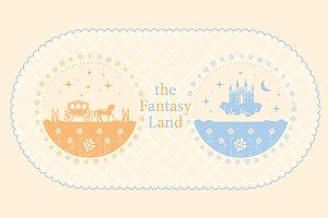 Fantasy Land, icons