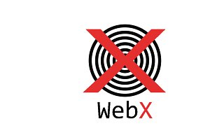 Webx Logo Template