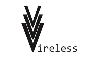 Vireless Logo Template