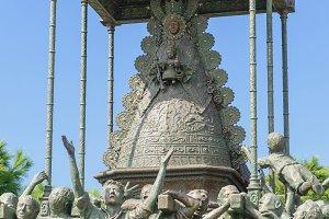 El Rocio monument
