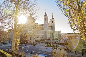 Santa Maria la Real de La Almudena -