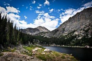 Pear Lake, Colorado