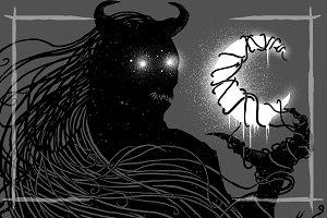 Black satan