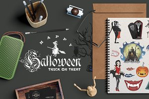 Halloween Huge Pack