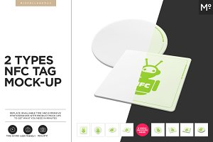 NFC Tag Mock-up