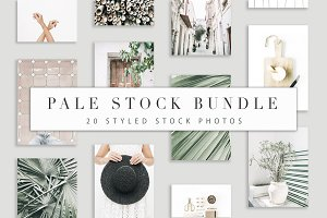 Pale Stock Bundle 1