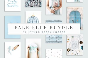 Pale Blue Bundle