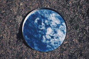 Mirror on the Ground