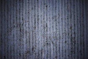 A blue striped background