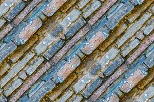 Diagonal Stripes Abstract Texture