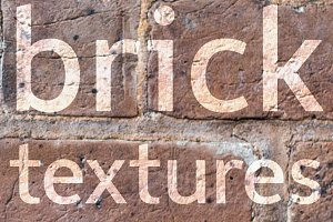 25 Texture Bundle of Bricks