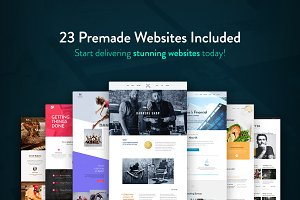 The Core - Multi Purpose WP Theme