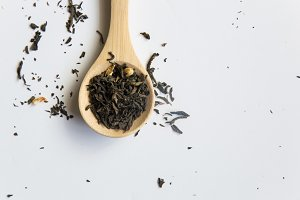 Tea Collecton #08