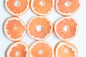 Grapefruit Collection #01