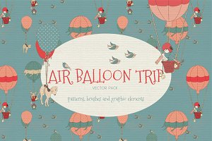 Air Ballon Trip