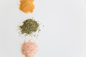 Spices Collection #01