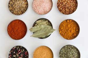 Spices Collection #02