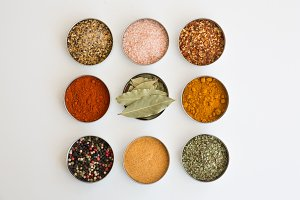 Spices Collection #05
