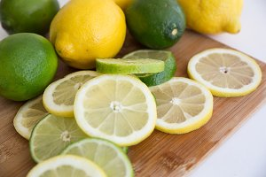 Lemons and Limes Collection #07