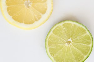 Lemons and Limes Collection #02