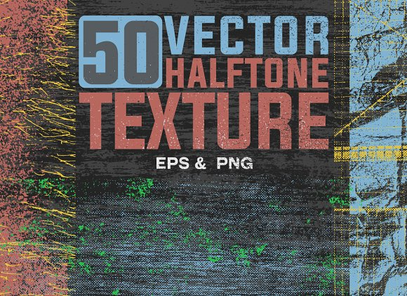 50 Vector Texture Pack