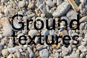 25 Texture Bundle of the Ground