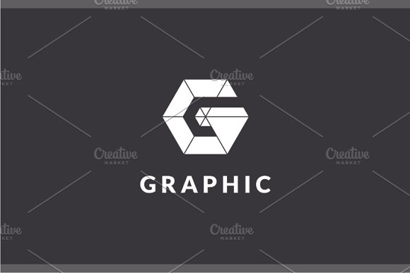 Letter G Logo in Logo Templates - product preview 1