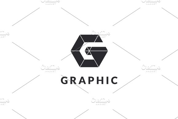 Letter G Logo in Logo Templates - product preview 2