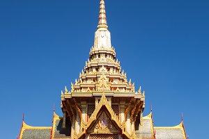 Thai construction design.