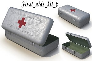 First aids kit 4