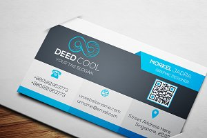 Creative Moder Business Card
