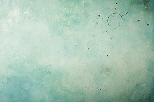 Old blue stained background
