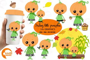 Darling little pumpkins AMB-2261