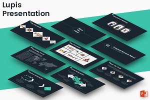 Lupis - Powerpoint Template