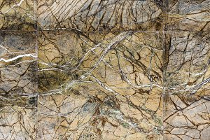 Brown marble wall background