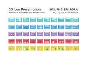 50 Icon Presentation