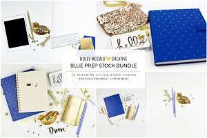 Styled Stock Bundle | Blue Prep
