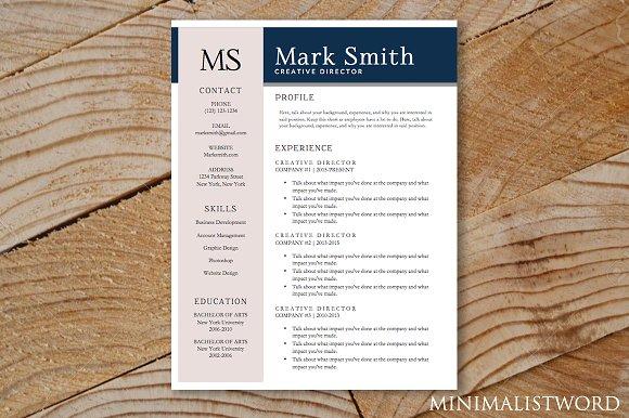 elegant resume template resumes
