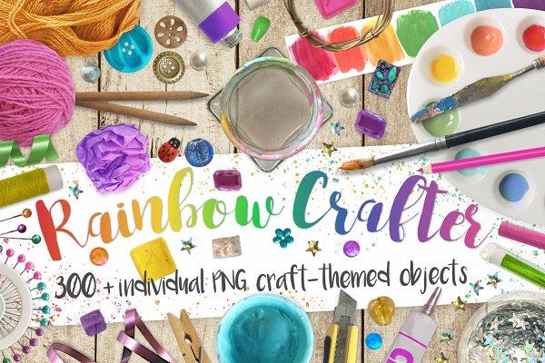 Rainbow Crafter Scene Creator