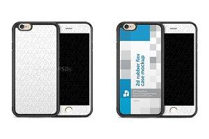 Apple iPhone 6-6s 2d Rubber Case