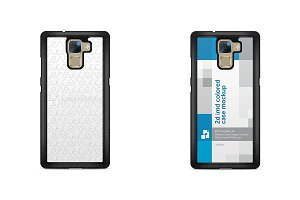 Huawei Honor 7 2d IMD Colored Case