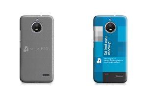 Motorola Moto E4 3d IMD Mobile Case
